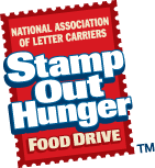 'Stamp Out Hunger' Food Drive