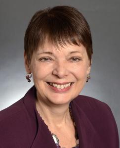 Senate President Sandy Pappas