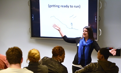 Path to Power trainings took union members through the steps of running for public office.
