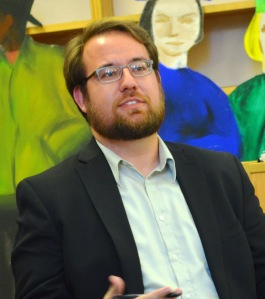 Report author Michael Diedrich, a former English teacher at Brooklyn Center High School, is an education policy researcher.