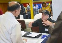 Matt Ryder of BCTGM Local 22 talks about employment opportunities in St. Paul's industrial bakeries.