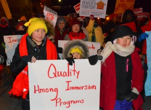 Support for language programs is among SPFT's core bargaining proposals.
