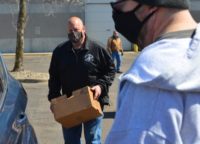 Ironworkers Local 512 event in St. Paul